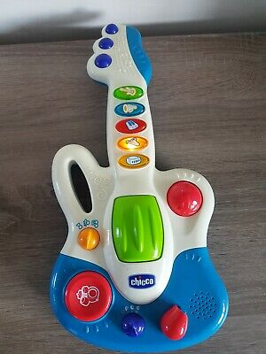 💕 Chicco Toy Guitar  💕 • 5.90£