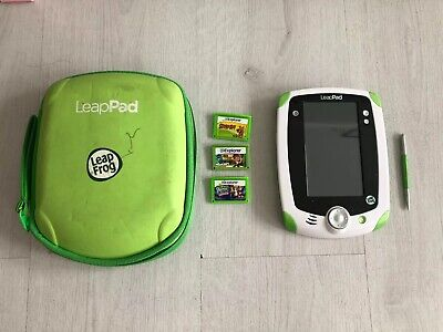 Leap Frog Leappad Explorer Tablet With Case And Games • 19.99£
