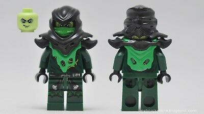 Ninjago Ninja Mini Figure Toy Lloyd Morro Evil Green Ninja  • 6.49£
