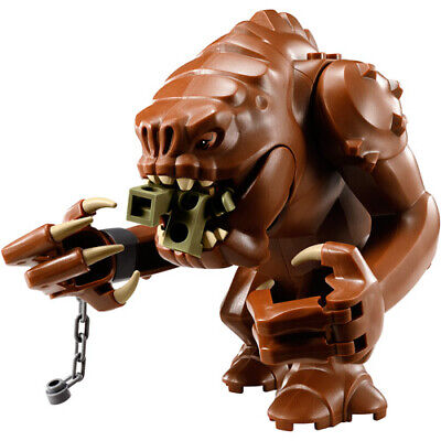 Star Wars Rancor Monster & Free Mini Figure Fit Lego Han Solo Luke Skywalker • 14.99£
