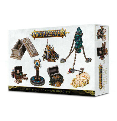 Objective Markers: Age Of Sigmar • 24£