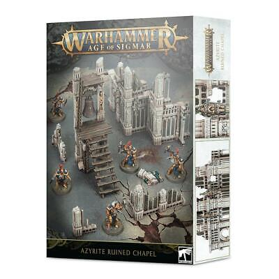 Azyrite Ruined Chapel: Age Of Sigmar • 31.85£