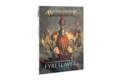 Battletome: Fyreslayers • 24£