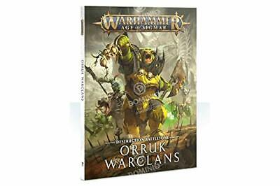 Battletome: Orruk Warclans • 24£