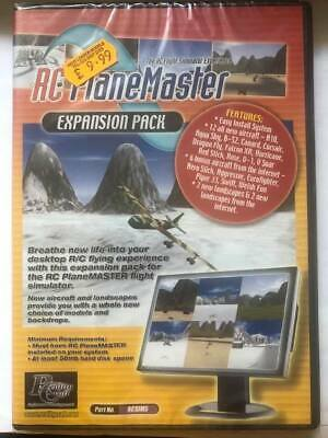 Rc Plane Master Flight R/c Flight Simulator Expansion Pack - New In Packaging  • 8.98£