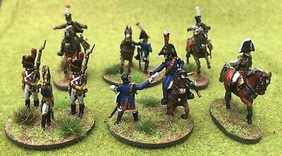 1/72 Napoleonic France - Divisional General & Staff Officers • 15£