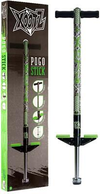 Brand New Kids Super Spring Powered Bounce Industrial Design Pogo Stick • 21.31£