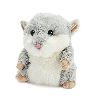 Warmies Cozy Plush Fully Microwavable HAMSTER Lavender Scented Heatable Toy • 16.95£