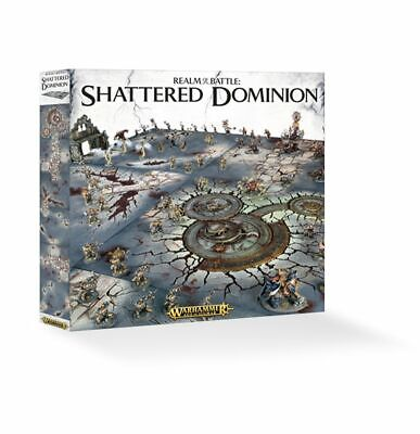 Realm Of Battle: Shattered Dominion • 164£