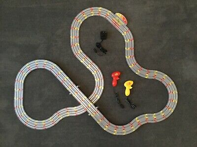 "Micro Scalextric 1:64  My First Scalextric "" New Design Easy Clip Track "" • 19.95£"