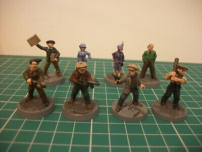 Painted 28mm Copplestone Castings 1920/30's Gangster Miniatures • 24£