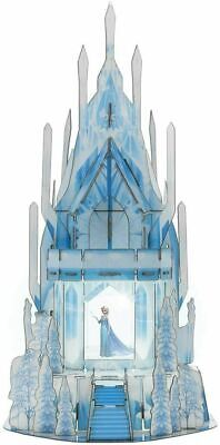 Puzz 3D Disney Frozen 47 Piece Ice Castle Puzzle 12 Inch Tall Age 3+ • 8.99£