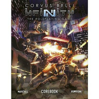 Infinity RPG: Core Book • 40£