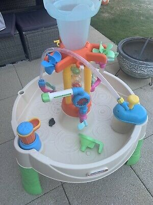 NOW SOLD Little Tikes 642296M Fountain Factory Water Table - Multicolor • 25£