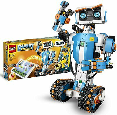 Lego Boost 17101 Creative Toolbox - Build Code And Play - 5in1 Robotics Lego Kit • 114.99£