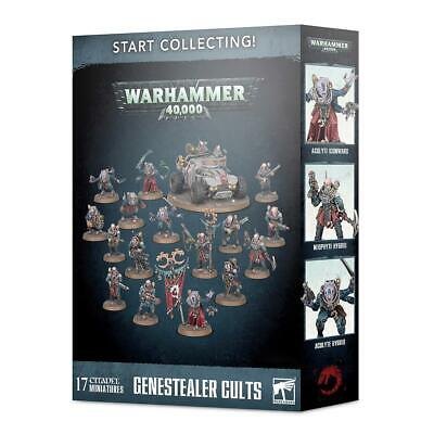 Start Collecting! Genestealer Cults • 52£
