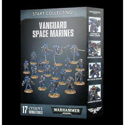 Start Collecting! Vanguard Space Marines • 52£