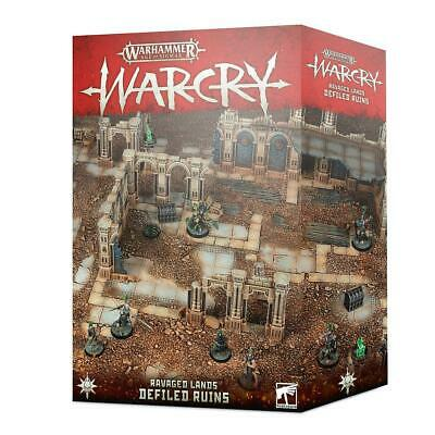 Defiled Ruins: Warcry • 48£