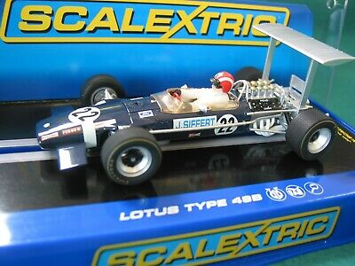 Scalextric C3413 Lotus Type 49b Jo Siffert Rob Walker Racing 1968 Bnib  • 39.99£