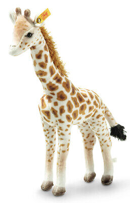 Steiff 'Magda' Masai Giraffe National Geographic Plush Toy Collectable - 024412 • 44.99£
