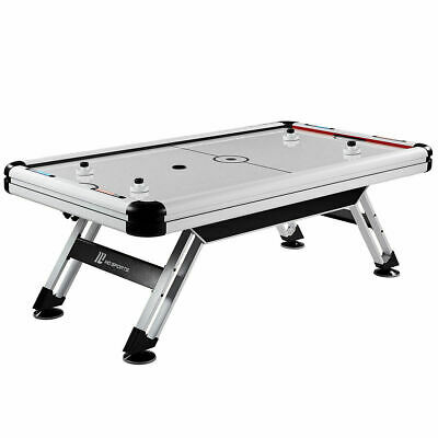 MD Sports Premium 7.5ft Air Hockey Table 2-4 Players Arcade Game LED Scorer • 330£
