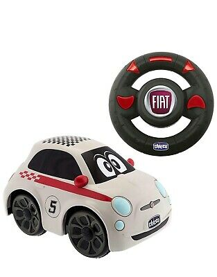 Chicco Rc Fiat Car • 17£