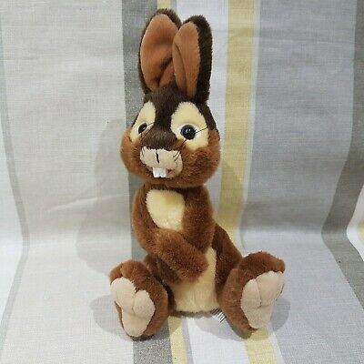 Hazel Rabbit 25cm Soft Toy Plush From Watership Down NEW • 25.64£