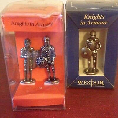 Vintage Knights In Armour WESTAIR • 15£