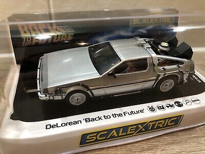 Scalextric Car C4117 - DeLorean Back To The Future - Brand New • 62£