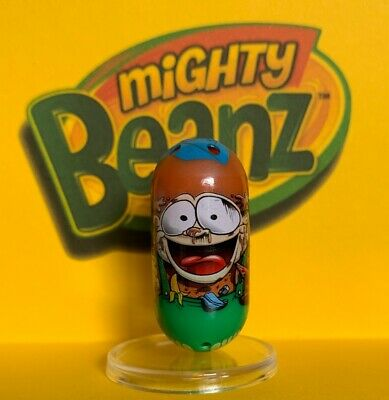 2011 Moose Mighty Beanz Special Edition Series #695 Grease Monkey Bean Rare • 24.99£