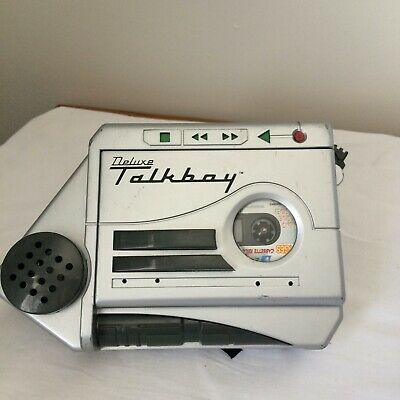 Deluxe Talkboy Home Alone 2 Voice Change Recorder - 1990's With Cassette • 45£