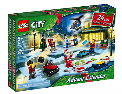 Lego City Advent Calendar - 2020 Edition (60268) • 24.49£