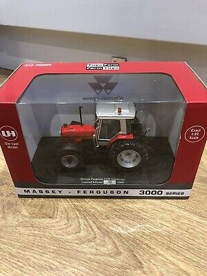 6237 Universal Hobbies Massey Ferguson 3120 Tractor 1:32 Scale Limited Edition • 41.03£