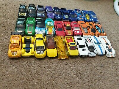 Big Bundle Of Hotwheels Cars Some Old Collectable Toys Vintage • 9.50£