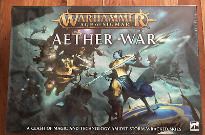 Warhammer Age Of Sigmar Aether War Complete Set - New And Sealed • 55£