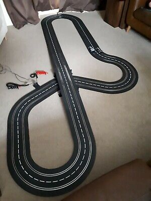 Carrera Evolution Track Scalextric Set F1 Cars 25 Pieces Of Track Great Layout • 64.99£