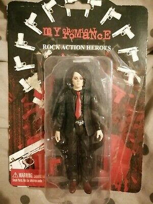 My Chemical Romance Gerard Way Action Figure • 75£