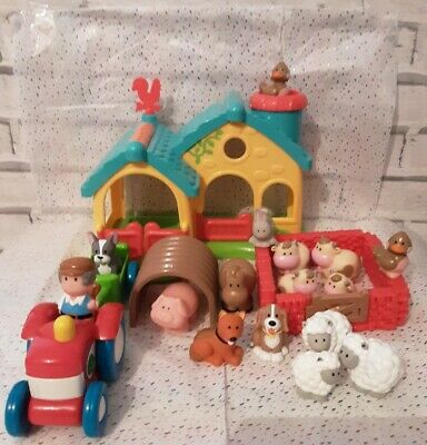 Elc Happyland Farm With Sounds • 18£