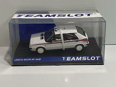 Teamslot 12903 Lancia Delta HF 4WD Test Car Martini 1:32 New Boxed • 53.99£