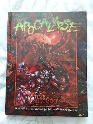 Werewolf The Apocalypse Time Of Judgment  • 22.50£