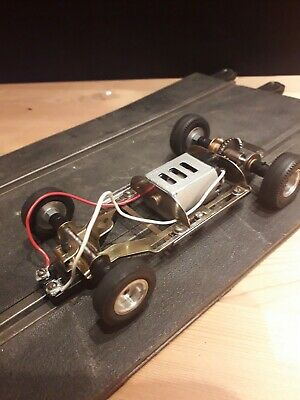 Riko Ricochet FT16 Motor In Adjustable Chassis Vintage Scalextric • 18.76£