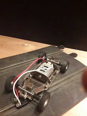 Riko Ricochet FT16 Motor In Adjustable Chassis Vintage Scalextric #2 • 28£