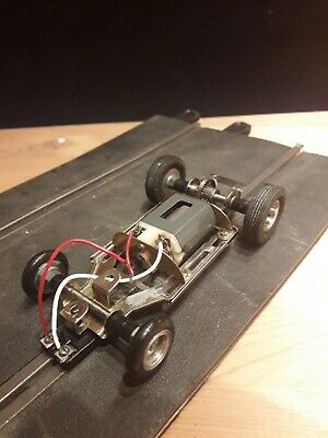 Riko Adjustable Chassis And FT16 Motor Vintage Scalextric #3 • 18£