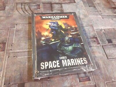Warhammer 40,000 Codex Space Marines (8th Edition) • 2.20£