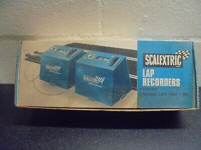 Scalextric A260 Lap Counter Excellent In Box ( Super 124 )   • 5.50£