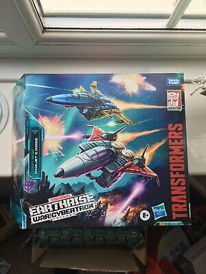 Transformers War For Cybertron Earthrise Seaker 2 Pack Dirge And Ramjet • 130£