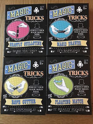 Set Of 4 Magic Tricks • 10£