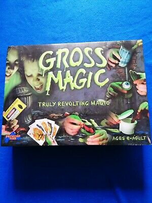 Gross Magic Set NEW Boxed  • 4£