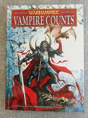 Warhammer Fantasy Battle Vampire Counts Army Book • 15£