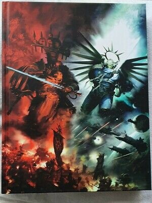 Warhammer 40k Indomitus 9th Edition Core Rulebook Hardback • 10£